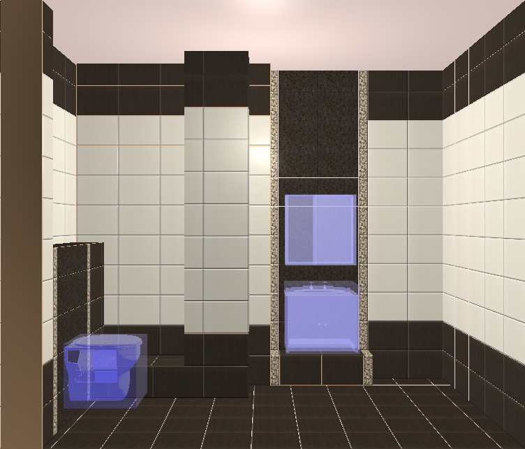 Плитка в ванную: размер, форма, подбор цветов, раскладки