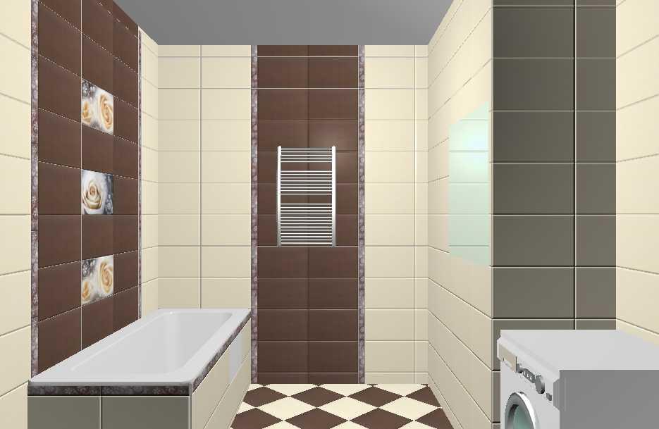 Как подобрать плитку в ванную комнату: рекомендации