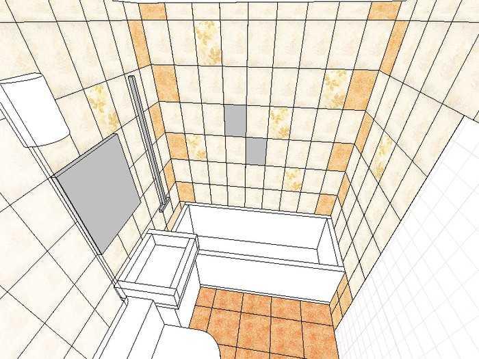 Цвет плитки в ванной: удачные сочетания и советы по выбору стильного дизайна оформления