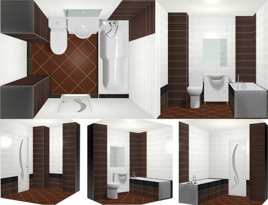 Раскладка плитки в ванной: схемы и варианты укладки плитки своими руками (115 фото + видео)
